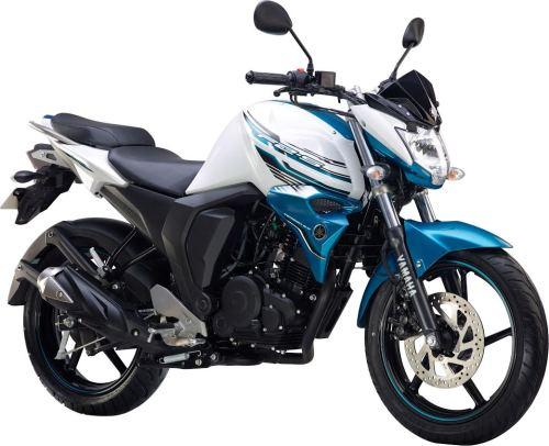 Yamaha FZS Fi Version 2.0