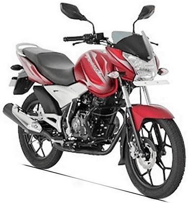 Bajaj Discover 125 ST Red