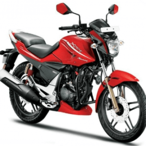 Hero Xtreme sports Fiery Red
