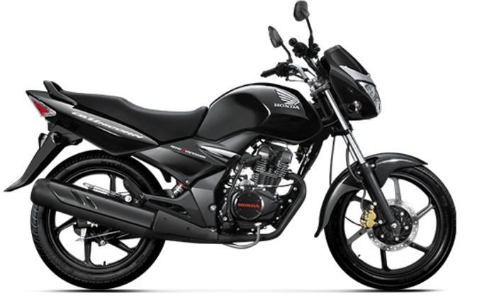 Honda CB Unicorn 150 Black