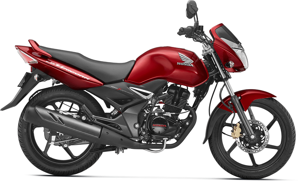 Honda CB Unicorn 150 Red