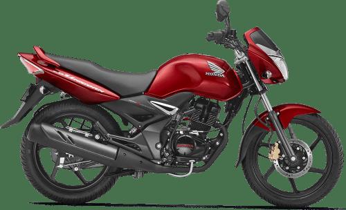 Honda CB Unicorn 150 Red
