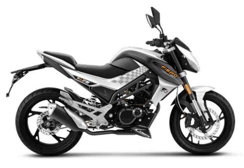 Race Fiero 150FR White