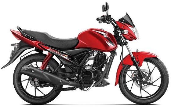 Suzuki Slingshot plus Red