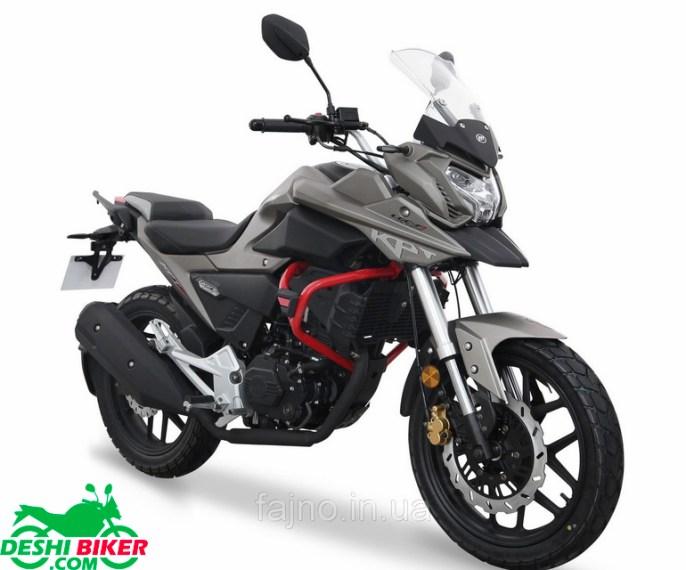 Lifan KPT 150 Grey