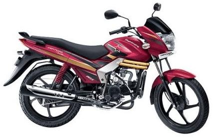 Mahindra Centuro Red