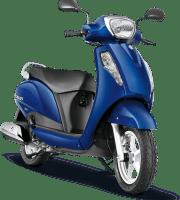 Suzuki Access 125 Blue
