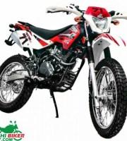 Motocross Fighter 71 Red