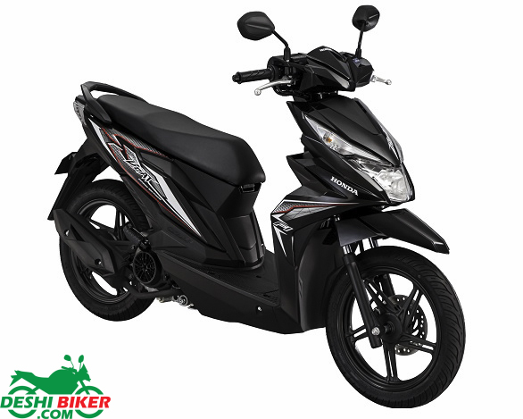 Honda Beat Black