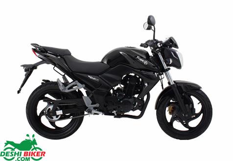 SYM Wolf T1 150 Black