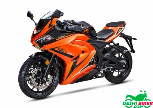 Taro GP-2 Sport Orange
