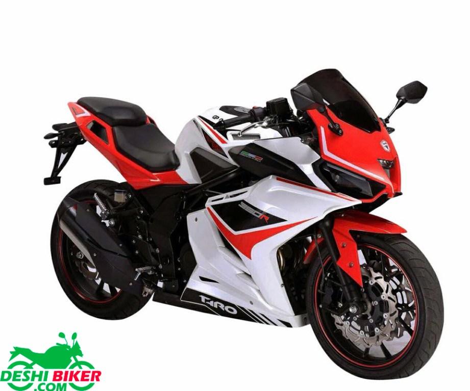Taro GP-1 White & Red