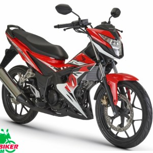 Honda RS150R Red
