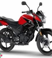 Yamaha YS125 Red