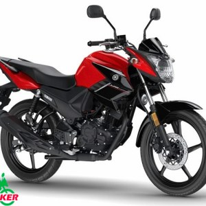 Yamaha YS125 Red