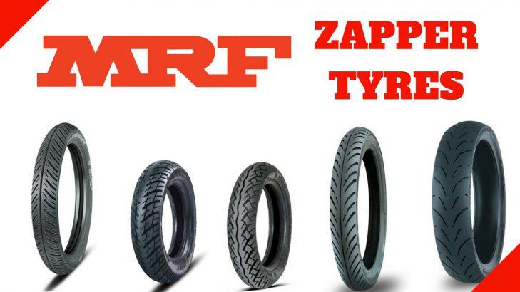 MRF Tyres in BD