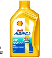 Shell Advance AX5 10W30 Price in Bangladesh