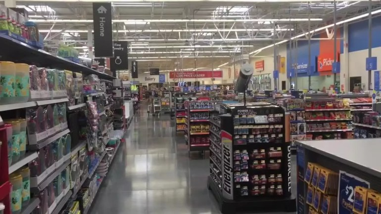 Texas : Largest Walmart stores in USA- image- Deshi companies