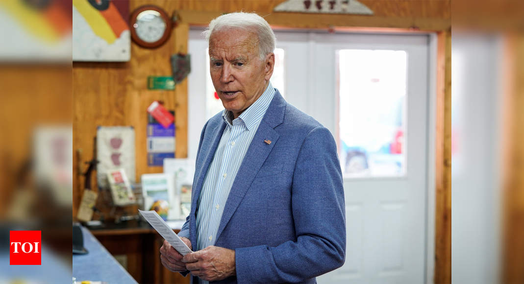 Joe Biden going to Michigan to pitch his infrastructure package