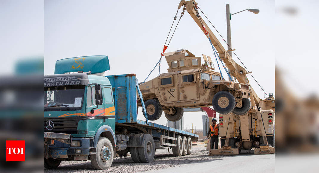 'What was the point?' Afghans rue decades of war as US quits Bagram