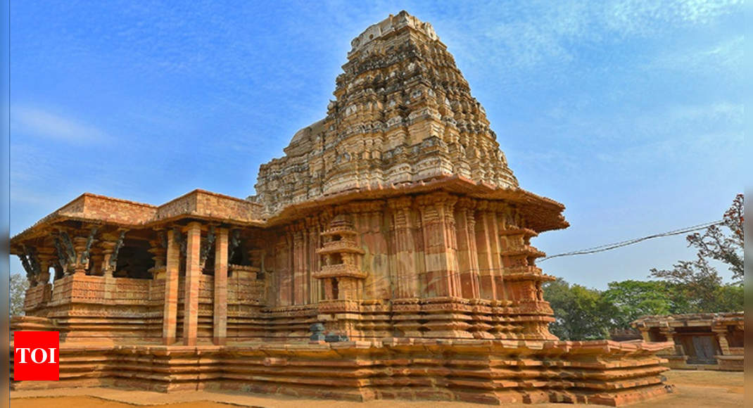 Telangana's Ramappa temple gets Unesco's world heritage tag; congratulations to all, tweets PM Modi   India News