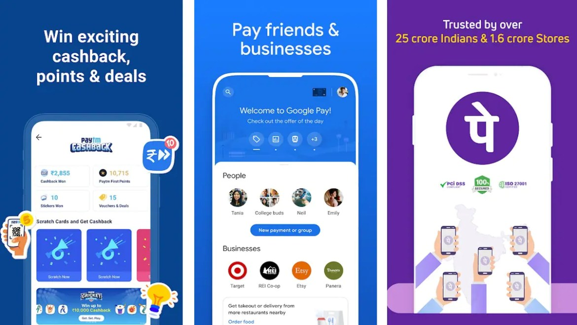 How to Block Paytm, Google Pay, Phone Pe if You Lose Your Phone