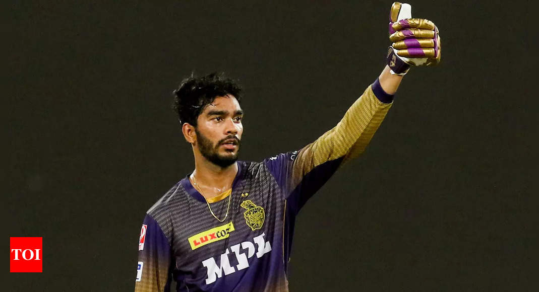KKR's positive intent on and off field is the reason behind the team's turnaround, says Venkatesh Iyer   Cricket News