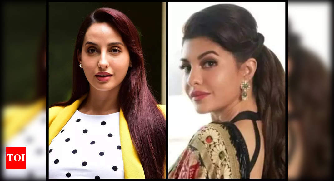 Nora Fatehi, Jacqueline Fernandez summoned by the ED again in money laundering case | Hindi Movie News