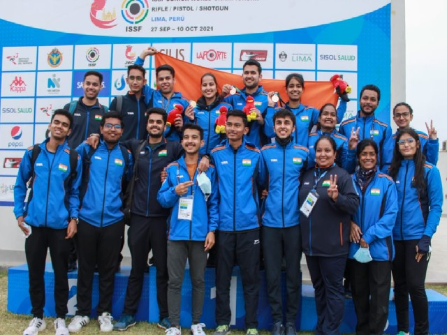 India finish on top with 43 medals, including 17 gold; Check medal standings