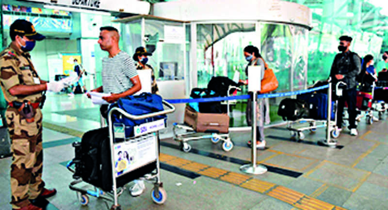 Government tells airlines and airport operators to ensure special treatment to MPs, Travel News, ET TravelWorld