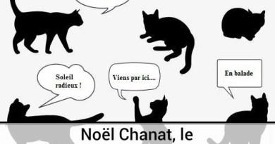 Noel CHANAT le créateur de PAROLE DE CHAT