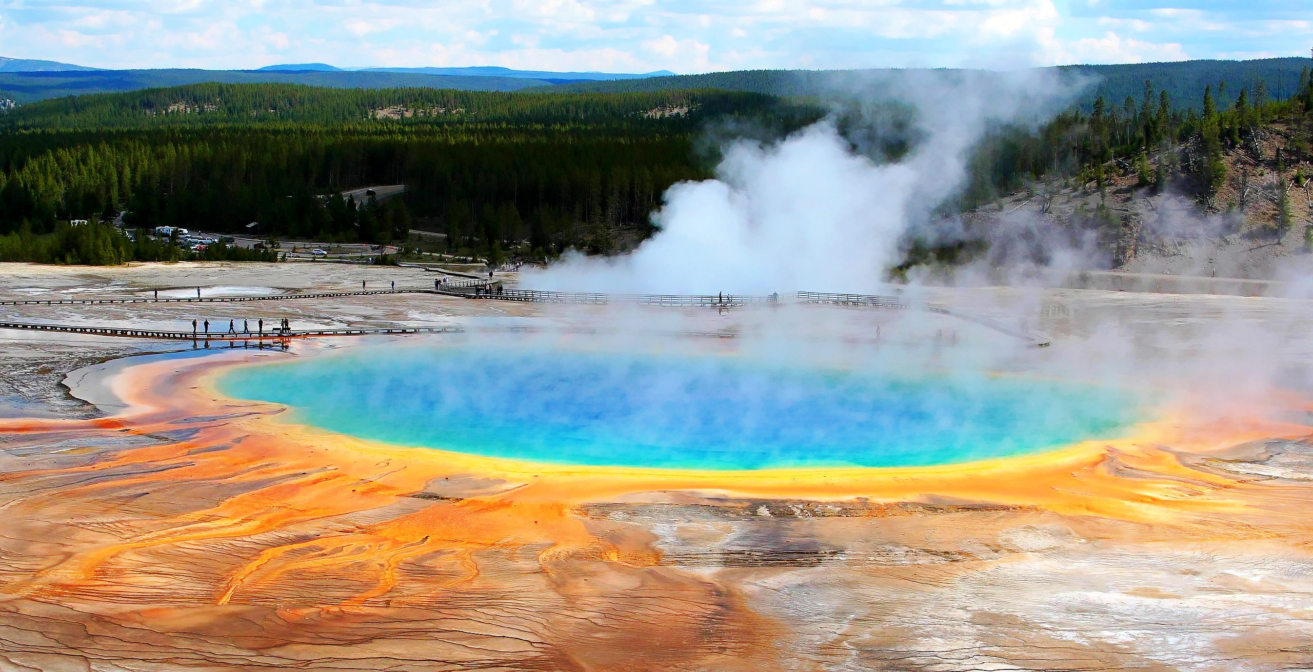 how to plan for Yellowstone National Park
