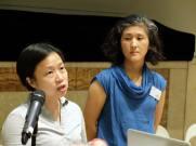 Welcome by DESIAP hosts, Joyce Yee and Yoko Akama