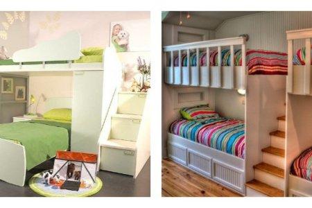 Best Home Design » deco chambre mixte fille garcon