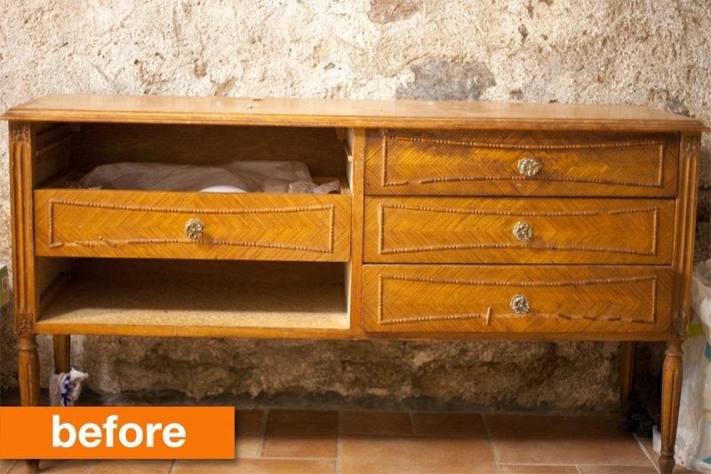 avant apres 25 meubles anciens relookes