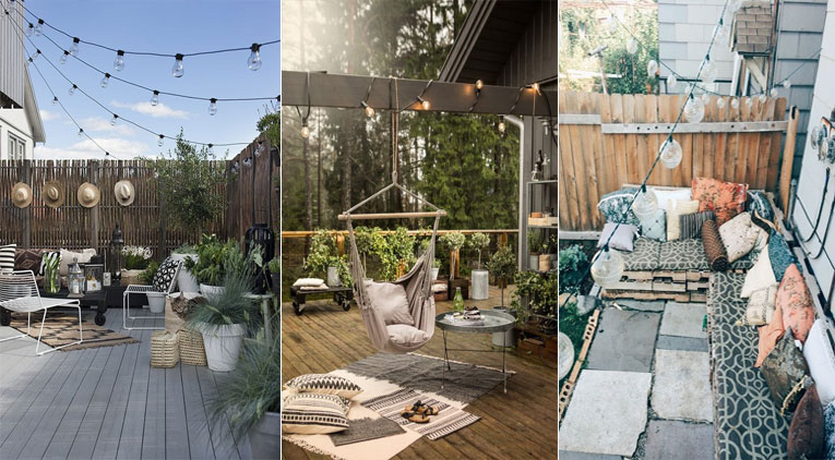 37 Faons Damnager Votre Terrasse Ou Votre Balcon Pour L