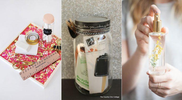 10 Ides De Cadeaux DIY Pour Une Pendaison De Crmaillre