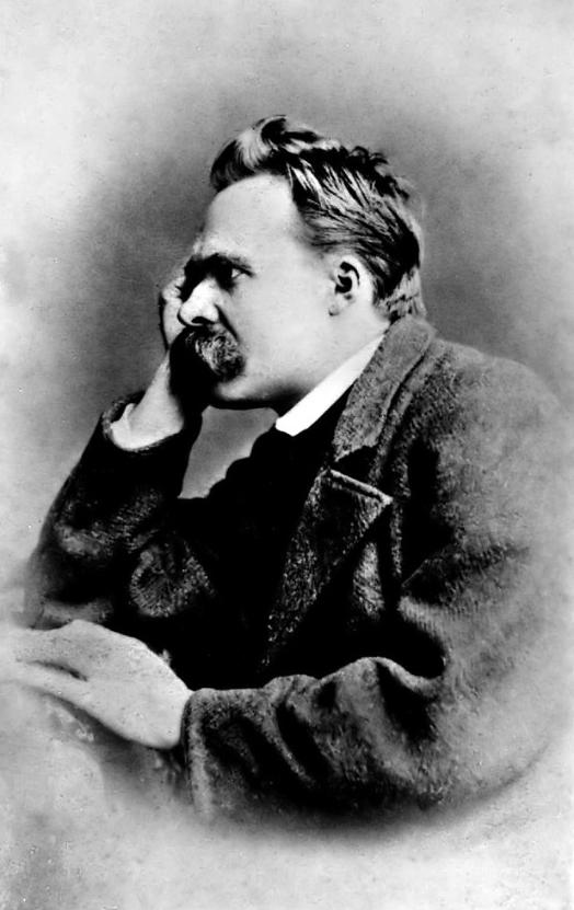 Nietzsche nel 1882