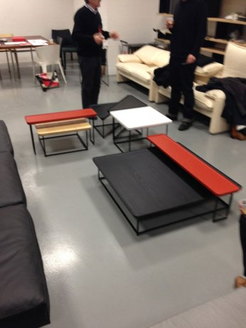 Torei Family by Luca Nichetto for Cassina - Prototype