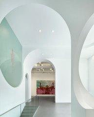 Hongkun Fine Art Gallery / Art Arcadion by Penda