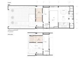 Sharifi-ha House by nextoffice 2nd Floor Plan