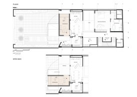 Sharifi-ha House by nextoffice 3rd Floor Plan