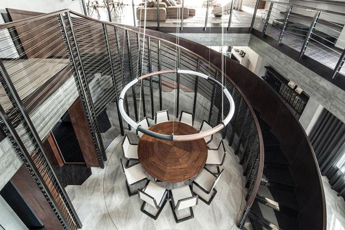 Xintiandi Penthouse By Joyce Wang Studio Design Chronicle