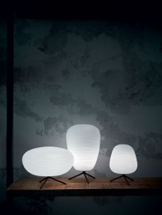 Rituals Table Lamps - Foscarini - Ritratti Catalogue - Image by Kasia Gatkowska