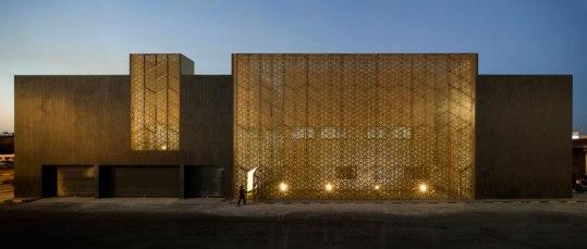 Al-Ghanim Ali Mohammed Thunayan Al-Ghanim Center by AGi architects - Kuwait