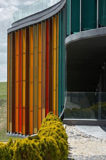Yazgan Design Architecture Co., ONS Incek Residence Showroom & Sales Office, Turkey