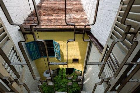 Saigon House by a21studio - Vietnam