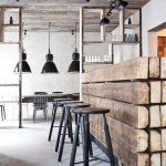 An Urban Restaurant With Rural References Design Chronicle