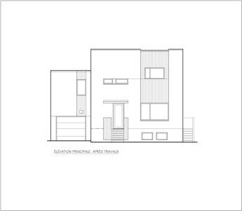 Maison de Chateaubriand by Anik Péloquin architecte