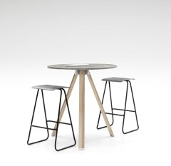Perplex Table and Chairs by FIG40